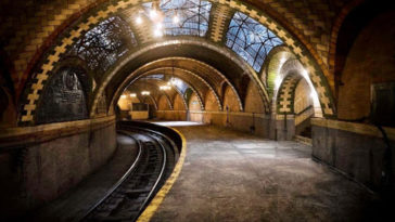 old city hall station new york