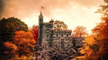 belvedere castle by gina brake