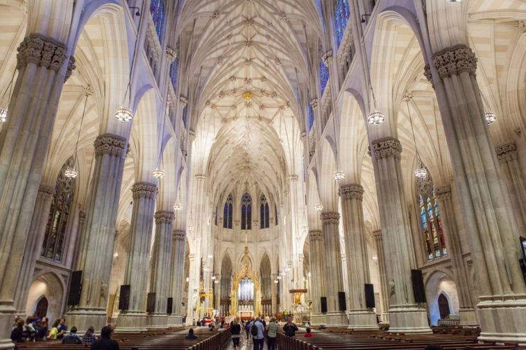 St. Patrick's Cathedral via NYCGo