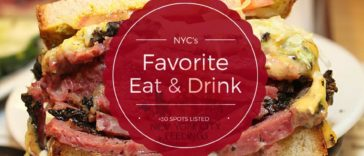 Favorite Spots to Eat and Drink in New York City