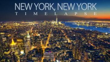 NEW YORK, NEW YORK timelapse by dimid