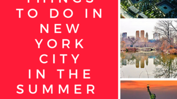 FREE THINGS TO DO IN NEW YORK CITY IN THE SUMMER