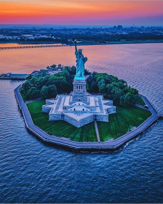 Liberty State Park by @wantedvisual