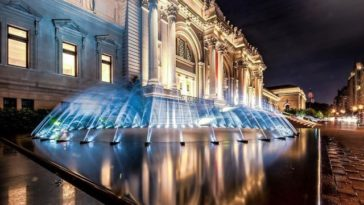 the Metropolitan Museum!! By @grimace_586