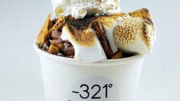 -321º Ice Cream Shop