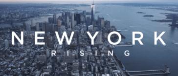 New York Rising   Helicopter Flights Above Manhattan Video