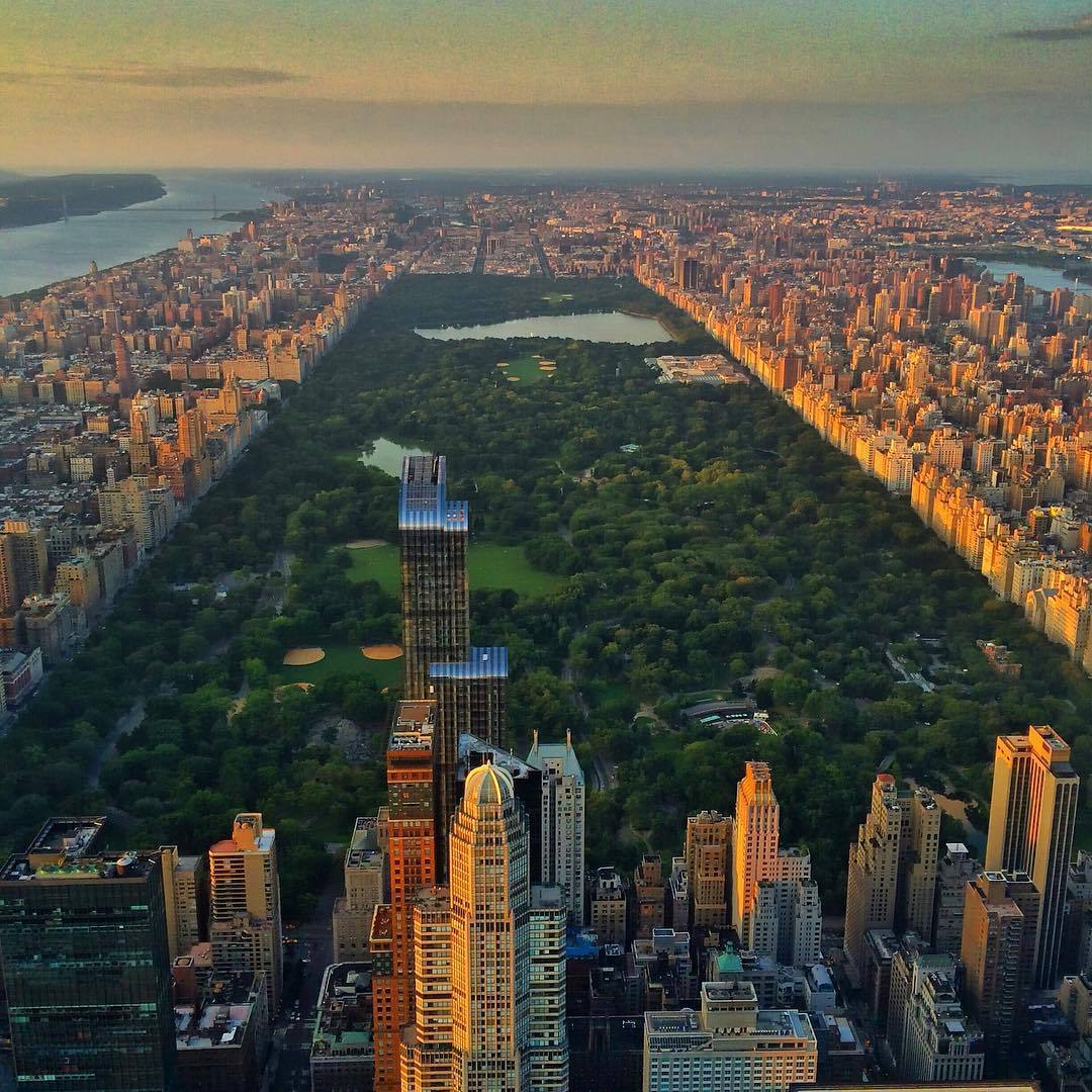Central Park New York: See New York From Above In These Stunning Photos