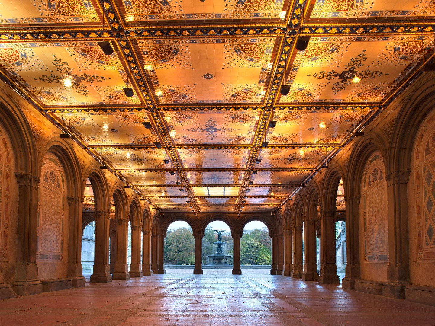 Top 10 instagram spots of new york city for 10 river terrace nyc