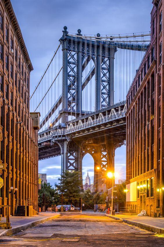 top 10 instagram spots of new york city