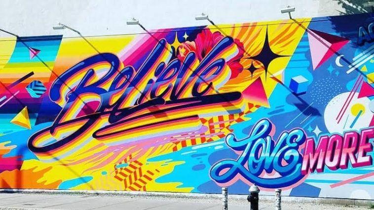 houston bowery wall mural 2019