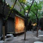 Berlin Wall, Paley Park by michaeltk