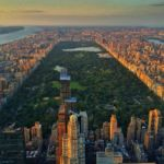 Central Park from above by NY On Air