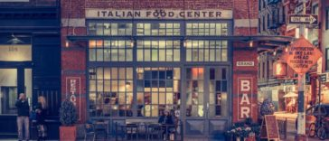 The Italian Food Center by franck bohbot