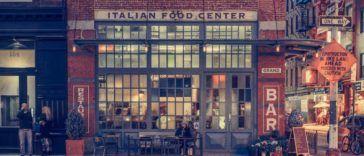 The Italian Food Center by franck bohbot