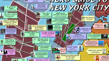 New York City's Ultimate Nerd Guide