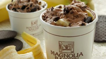 Banana Pudding from Magnolia Bakery