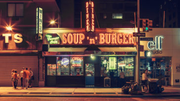 Soup 'n' Burger, New York, NY