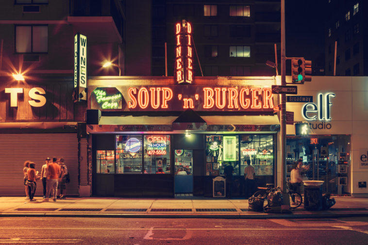 Soup 'n' Burger, New York, NY