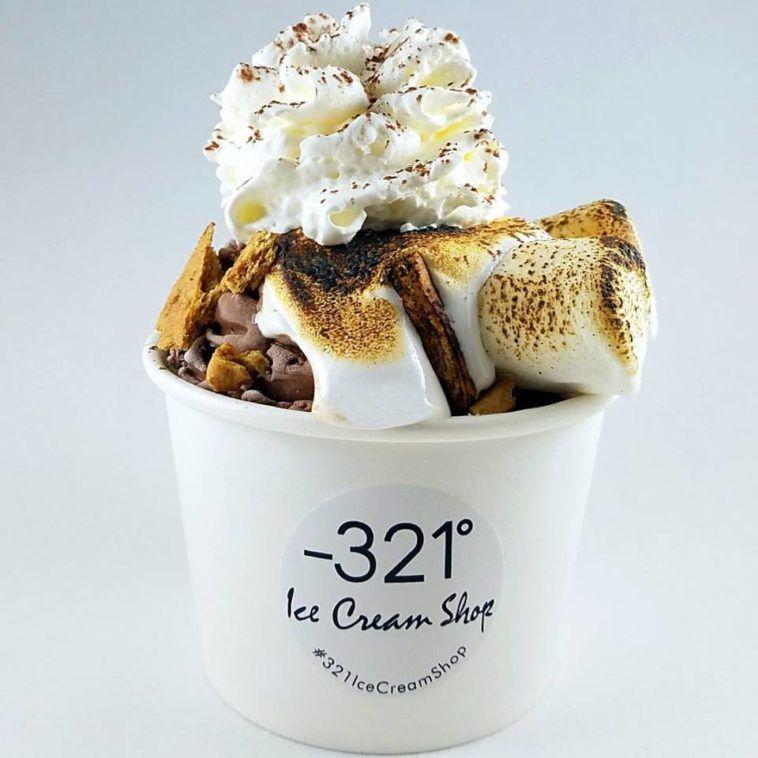 -321º Ice Cream Shop
