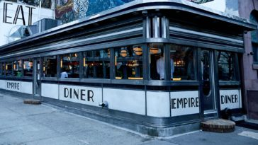 Empire Diner | The New York
